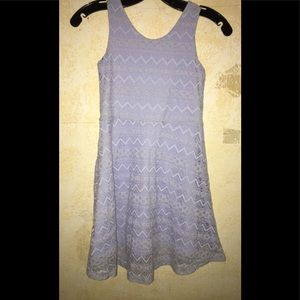 Young girls party dress